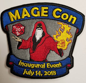 MAGE Con 2018 patch