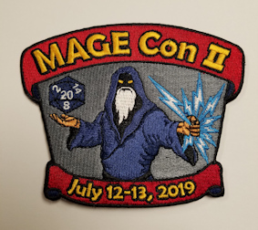 MAGE Con 2019 patch